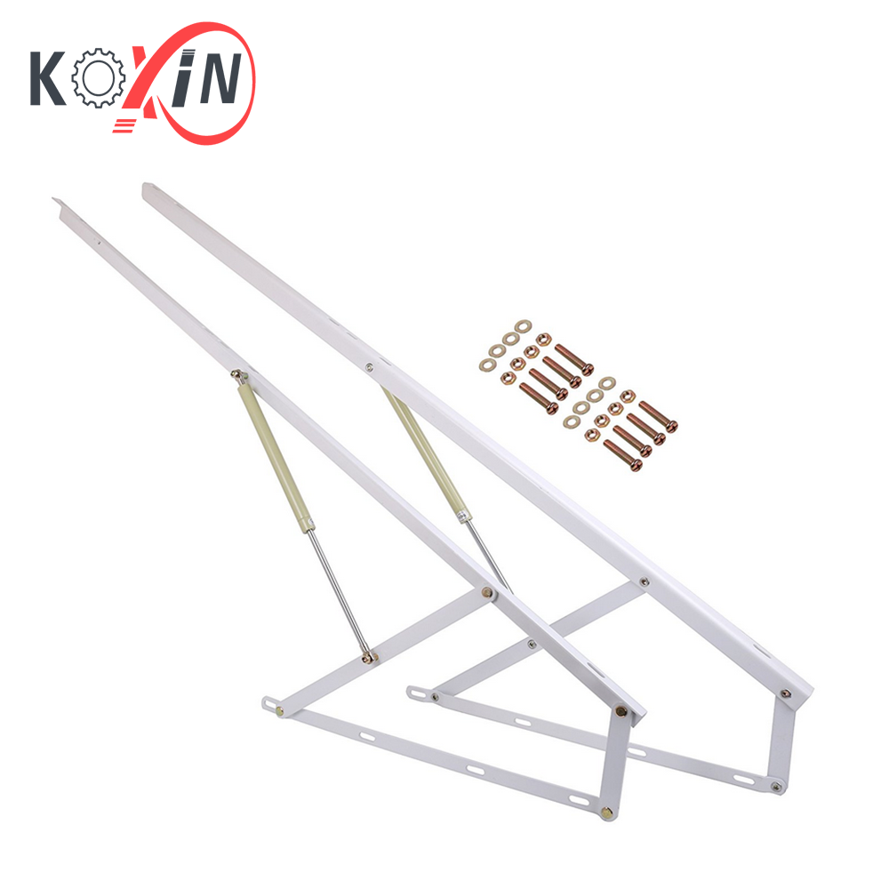bed lift mechanism 1500mm white